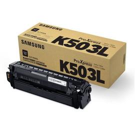 CLT-K503L   SU149A (Samsung) тонер картридж - 8 000 стр, черный