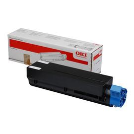 OKI 46471108 оригинальный лазерный картридж ресурс печати - 7 000 страниц, черный