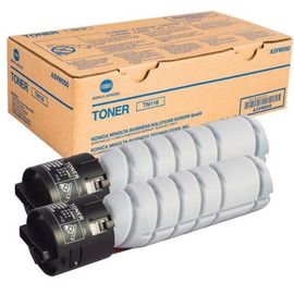 TN-118 Toner | A3VW050 (Konica Minolta) тонер картридж - 12 000 стр, черный