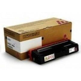 Ricoh 407718 оригинальный лазерный картридж ресурс печати - 6 000 страниц, пурпурный