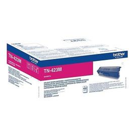 TN-423M (Brother) тонер картридж - 4 000 стр, пурпурный