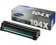 Samsung MLT-D104X оригинальный лазерный картридж ресурс печати - 700 страниц, черный