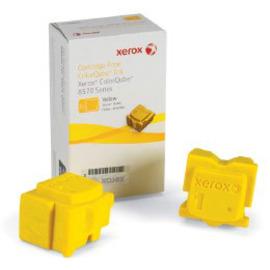 108R00938 Ink Sticks Yellow твердые чернила Xerox, 4 400 стр., желтый
