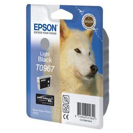 T0967 Grey | C13T09674010 (Epson) струйный картридж - 6 210 стр, серый