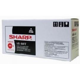 AR-168LT Toner Black тонер картридж Sharp, 8 000 стр., черный