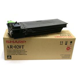 AR-020LT Toner Black тонер картридж Sharp, 16 000 стр., черный