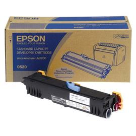 Epson C13S050520 оригинальный лазерный картридж ресурс печати - 1 800 страниц, черный
