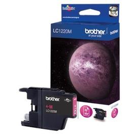 LC-1220M (Brother) струйный картридж - 300 стр, пурпурный