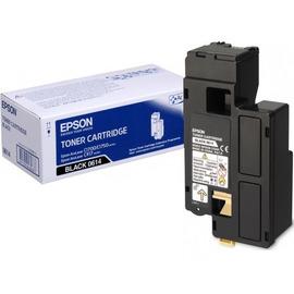 C1700/1750/17 Black | C13S050614 (Epson) тонер картридж - 2 200 стр, черный