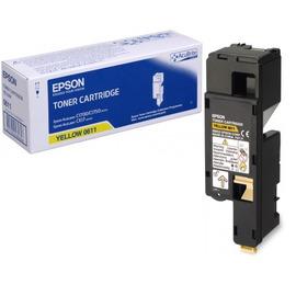 C1700/1750/17 Yellow | C13S050611 (Epson) тонер картридж - 1 400 стр, желтый