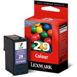 Lexmark 23A 18C1623E оригинальный струйный картридж ресурс печати - 150 страниц, цветной