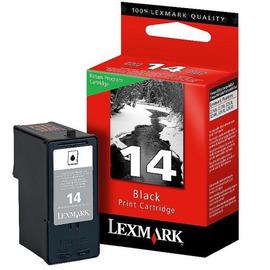 14 Black | 18C2090E струйный картридж Lexmark, 175 стр., черный