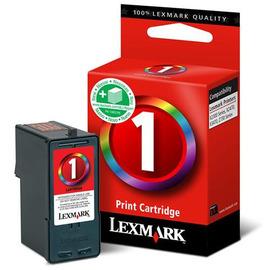 1 Color | 18CX781E струйный картридж Lexmark, 230 стр., цветной