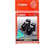 Canon PGI-425PGBk 2 PCS оригинальный комплект струйных картриджей ресурс печати - 2 * 320 страниц, черный-пигментный