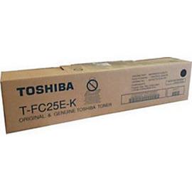 Toshiba T-FC25EK оригинальный лазерный картридж ресурс печати - 34 200 страниц, черный