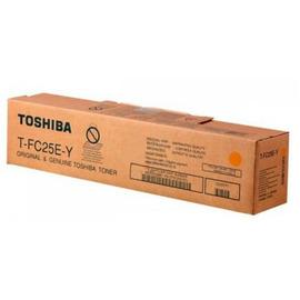 T-FC25EY Toner Yellow | 6AJ00000081 тонер картридж Toshiba, 29 500 стр., желтый