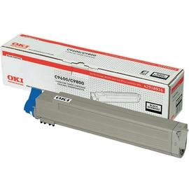 OKI 42918916 оригинальный лазерный картридж ресурс печати - 15 000 страниц, черный