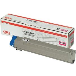 OKI 42918914 оригинальный лазерный картридж ресурс печати - 15 000 страниц, пурпурный
