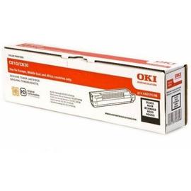 C810/C830 Black Toner | 44059108 тонер картридж OKI, 8 000 стр., черный