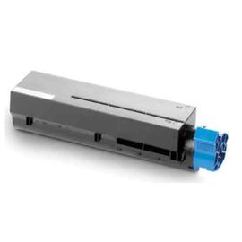 OKI 44574702 оригинальный лазерный картридж ресурс печати - 3 000 страниц, черный