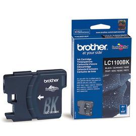 LC-1100Bk (Brother) струйный картридж - 450 стр, черный