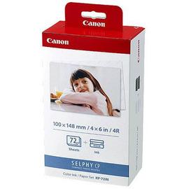 KP-36IP Ink/Paper Set | 7737A001 сублимационный Canon, 36 фото, цветной набор + фотобумага