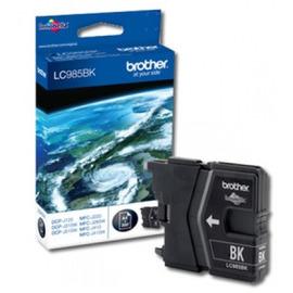 LC-985BK (Brother) струйный картридж - 300 стр, черный