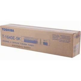 Toshiba T-1640E 5K оригинальный лазерный картридж ресурс печати - 5 000 страниц, черный
