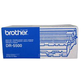 Brother DR-5500 оригинальный фотобарабан ресурс печати - 40 000 страниц, черный