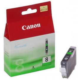 Уценка! CLI-8G | 0627B001 (оригинальный картридж Canon) струйный картридж - 420 стр, зеленый