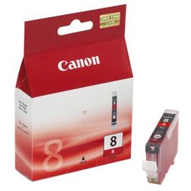 Уценка! CLI-8R | 0626B001 (Canon) струйный картридж - 420 стр, красный