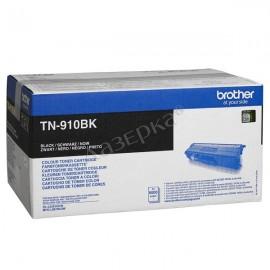 TN-910BK (Brother) тонер картридж - 9000 стр, черный