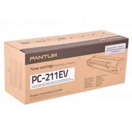 PC-211EV Black (Cactus) тонер картридж - 1600 стр, черный