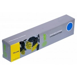 Premium CS-F6T83AE pagewide картридж Cactus 973X Yellow PageWide | F6T83AE, 110 мл, желтый