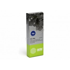 CS-PR4 матричный картридж Cactus Olivetti PR4 Ribbon cartridge, 2,2М знаков, черный