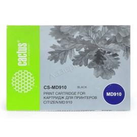 CS-MD910 матричный картридж Cactus IR-91 Ribbon Cassette Black, черный