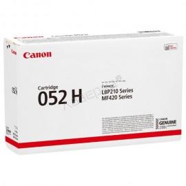 052H | 2200C002 (Canon) тонер картридж, черный