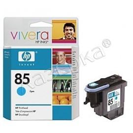 85 Cyan Print Head | C9420A оригинальный печатающая головка HP, голубой