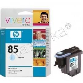 85 Light Cyan Print Head | C9423A оригинальный печатающая головка HP, светло-голубой