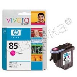 85 Magenta Print Head | C9421A оригинальный печатающая головка HP, пурпурный