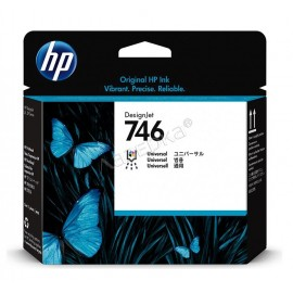 746 Black / Color Print Head | P2V25A оригинальный печатающая головка HP, черный + цветной