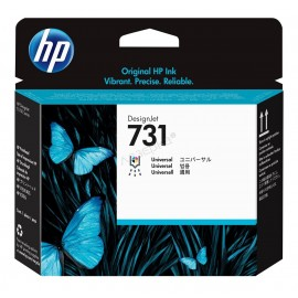 731 Color Print Head | P2V27A оригинальный печатающая головка HP, цветной + черный