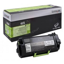62D5H0E Black тонер картридж Lexmark, 25000 стр., черный