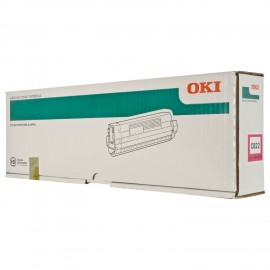 C822 Toner Magenta | 44844614 тонер картридж OKI, 7 300 стр., пурпурный