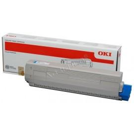 C822 Toner Cyan | 44844615 тонер картридж OKI, 7 300 стр., голубой