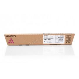 MP C406M | 842097 (Ricoh) тонер картридж - 6000 стр, пурпурный