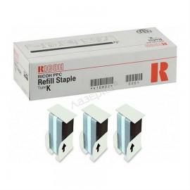 Type K15К Staple | 410802 (Ricoh) скрепки staple - 3 x 5 000 шт