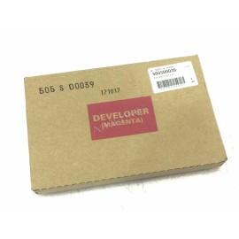 505S00039 Developer Magenta тонер / девелопер Xerox, 55000 стр., пурпурный