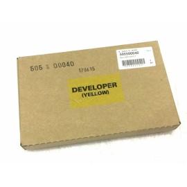 505S00040 Developer Yellow (Xerox) тонер / девелопер - 55000 стр, желтый