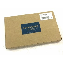 505S00038 Developer Cyan (Xerox) тонер / девелопер - 55000 стр, голубой